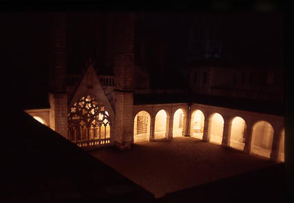 Nuit des musées 2018 -Musée d'art et d'histoire - Abbaye Saint-Germain