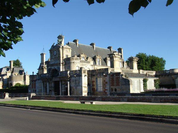 Journées du patrimoine 2017 - Découverte du château de Diane de Poitiers