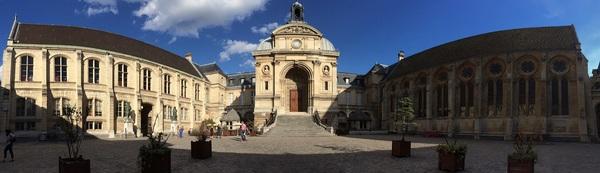 Journées du patrimoine 2020 - Visite commentée de l'ancien réfectoire des moines de l'Abbaye de Saint-Martin-des-Champs