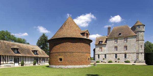 Crédits image : © Château de Vascœuil