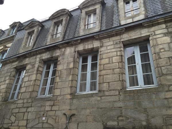Journées du patrimoine 2017 - Hôtel Saint-Allouarn