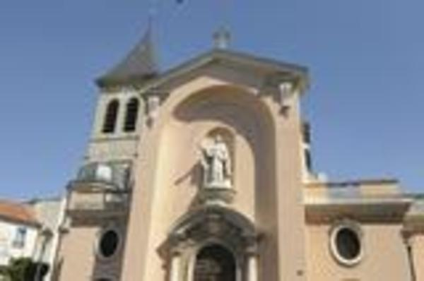 Journées du patrimoine 2018 - Visite guidée de l'orgue Abbey de Sainte-Geneviève d'Asnières-sur-Seine, en attente d'être restauré.