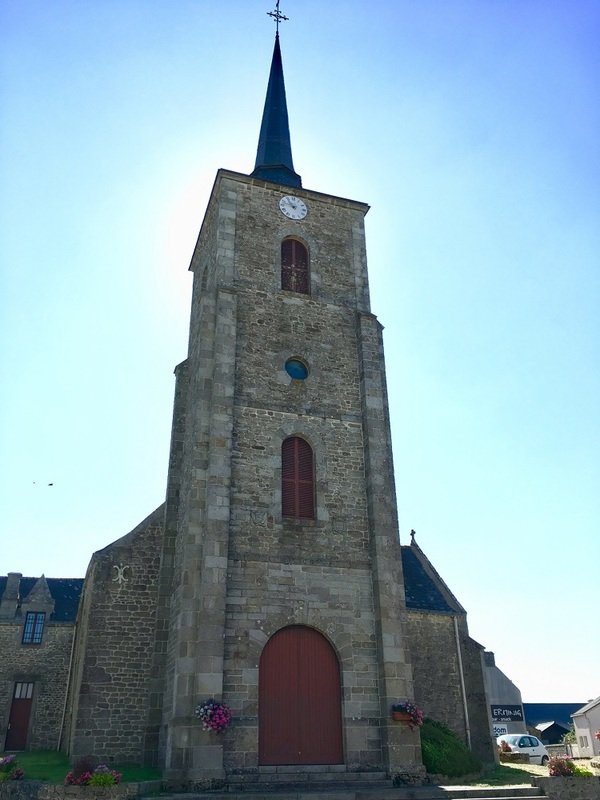 Journées du patrimoine 2018 - Visite libre de l'Eglise Saint Thuriau