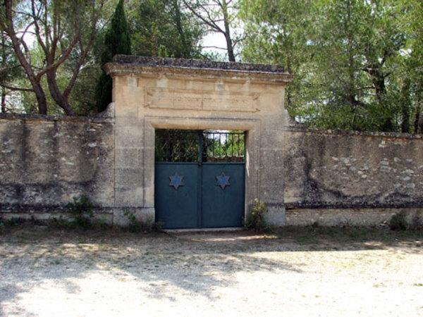 Journées du patrimoine 2017 - Le cimetière des juifs