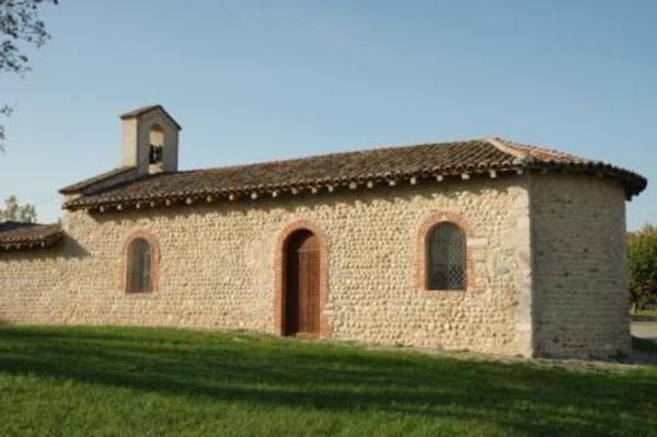 Journées du patrimoine 2017 - Visite de la chapelle Saint-André de Chânes
