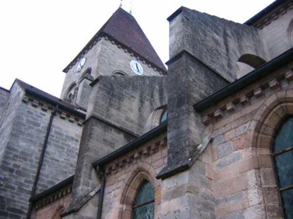 Crédits image : Eglise Saint-Pierre-Saint-Paul de Bourgogne