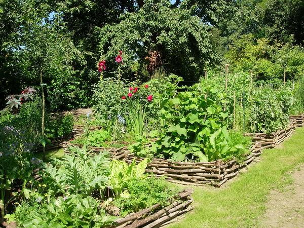 Rendez Vous aux Jardins 2018 -Jardin d'inspiration médiévale