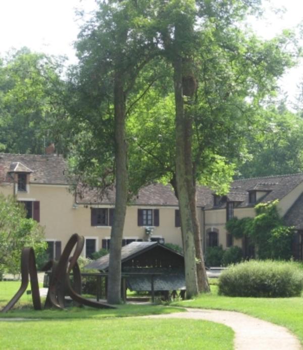 Rendez Vous aux Jardins 2018 -Maison Elsa Triolet-Aragon