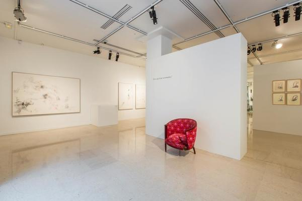 Centre Wallonie-Bruxelles I Salle d'exposition