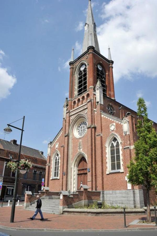 Eglise Saint Martin de Croix
