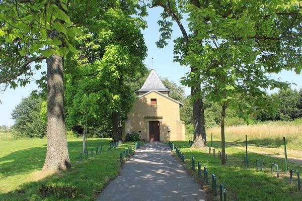 Journées du patrimoine 2017 - Chapelle Sainte-Anne