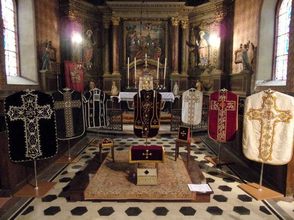 Journées du patrimoine 2017 - Eglise Saint Martin et Chapelle Saint Benoit d'Athenay