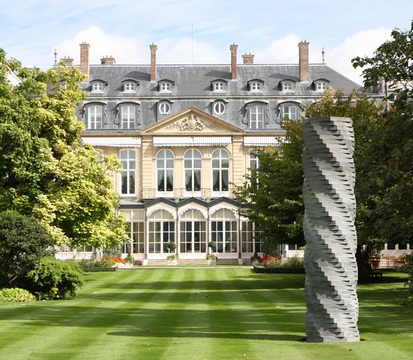 Journées du patrimoine 2017 - Visite libre de la résidence de l'Ambassadeur de Grande-Bretagne en France