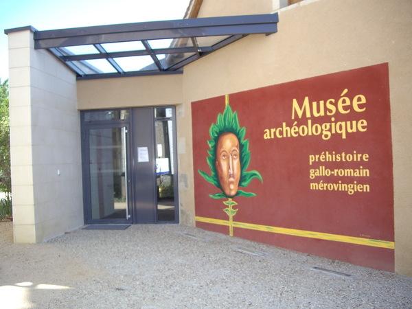 Nuit des musées 2018 -Musée archéologique de Martizay
