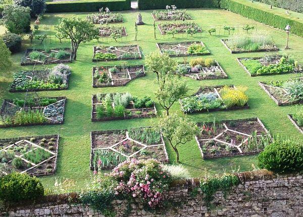Rendez Vous aux Jardins 2018 -Parc du château de Vayres