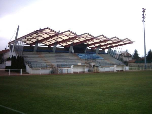Stade Roger Baudras
