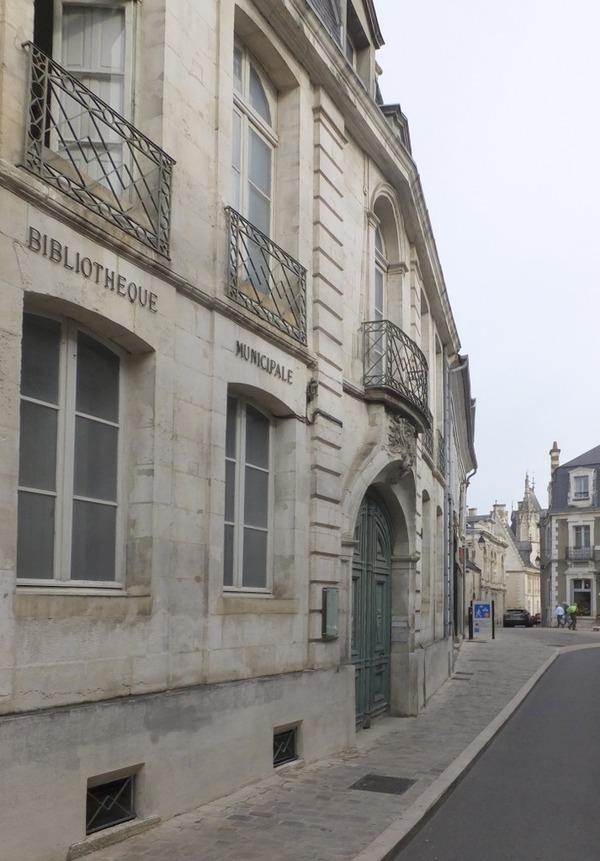 Crédits image : Bibliothèques Municipales - Ville de Bourges