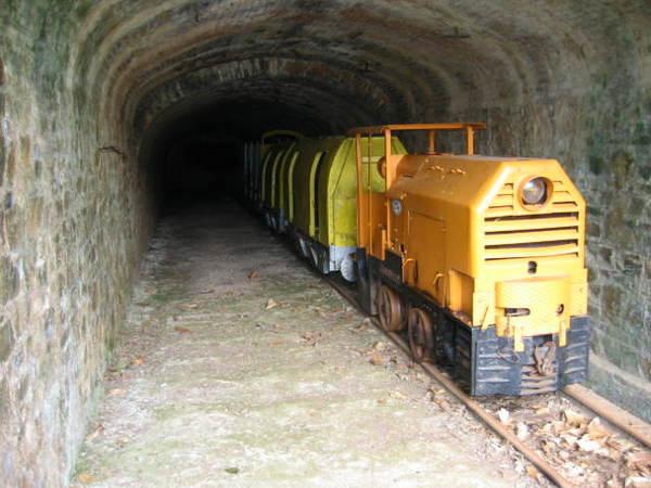 Journées du patrimoine 2020 - Visite guidées des Mines de la Brutz