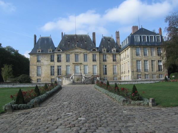 Journées du patrimoine 2018 - Visite libre Château de Montgeroult