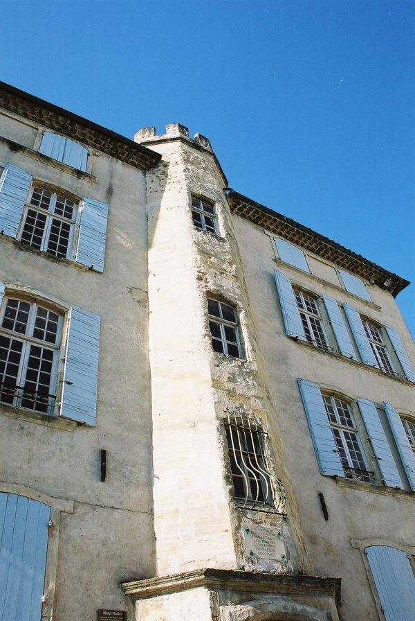 Journées du patrimoine 2017 - La Tour de l'Hôtel Mallet