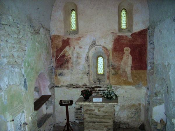 Journées du patrimoine 2017 - Une chapelle préromane en Aveyron