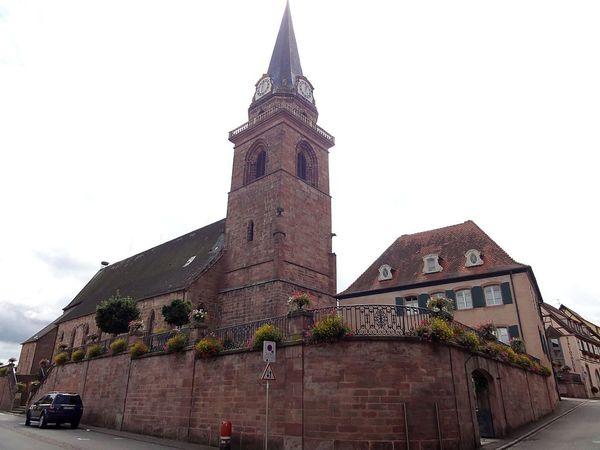 Crédits image : Mairie Bergheim