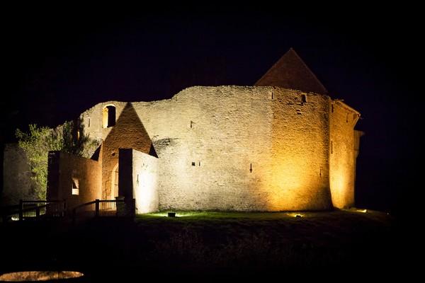Nuit des musées 2018 -Musée fondation Schlumberger - château de Crèvecœur