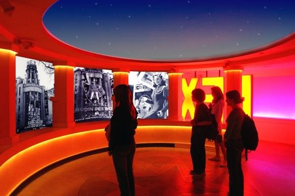 Journées du patrimoine 2017 - Visite commentée de la grande salle du Grand Rex