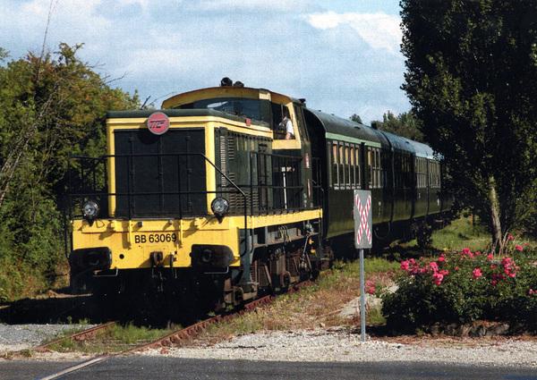 Journées du patrimoine 2018 - Visite de la Côte des Isles avec le train Touristique du Cotentin