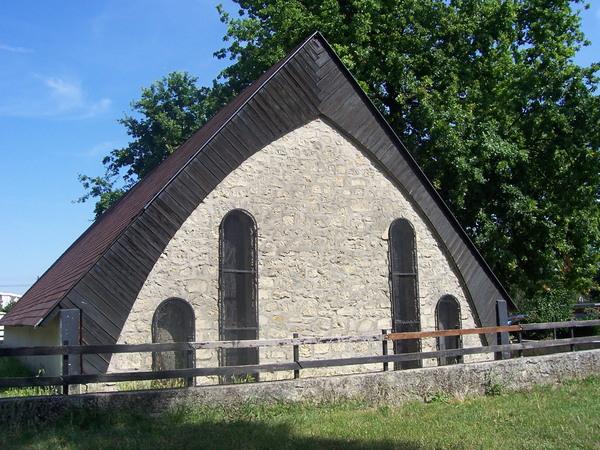 Journées du patrimoine 2018 - Visite guidée de la chapelle Notre-Dame des sans logis et de tout le monde
