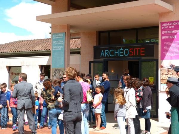 Nuit des musées 2018 -Archéosite de Montans