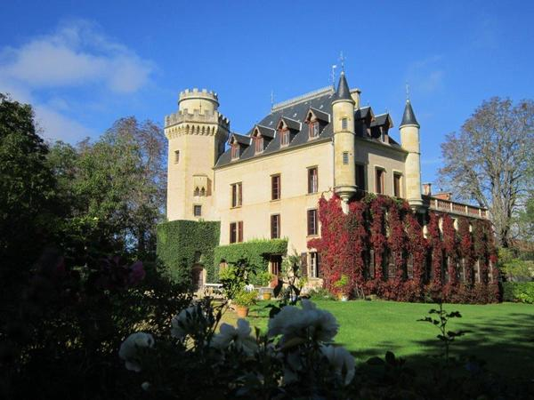 Journées du patrimoine 2017 - Visite guidée du château de Nux