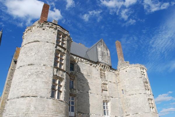 Journées du patrimoine 2018 - Visite guidée du château de Martigné Briand