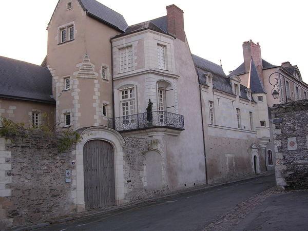 Journées du patrimoine 2020 - Visite de l'Hôtel de Tinténiac, puis Grandet-de-la-Plesse