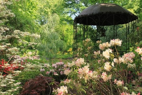 Journées du patrimoine 2020 - Visite du jardin d'Atmosphère du Petit-Bordeaux