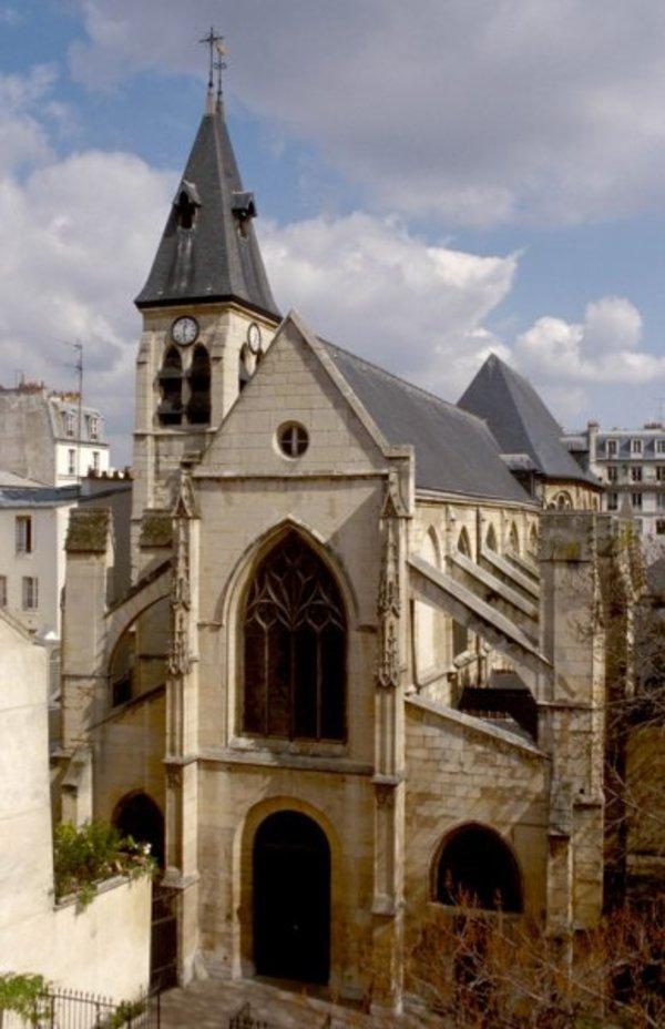 Journées du patrimoine 2017 - Marathon des orgues organisé par le Paris des Orgues