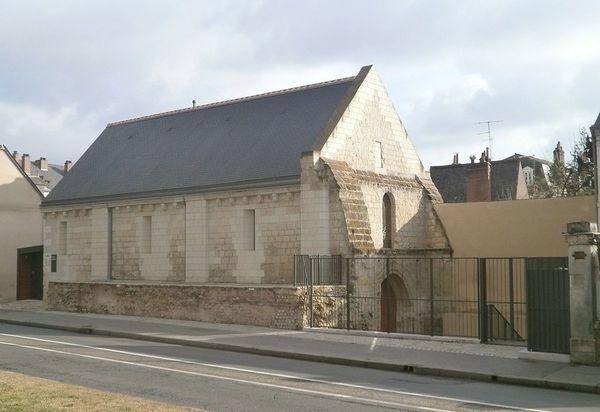 Nuit des musées 2018 -chapelle Saint-Libert