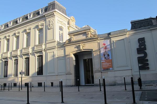 Nuit des musées 2019 -MUba Eugène Leroy