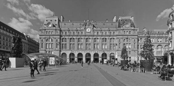Journées du patrimoine 2018 - Ciné Rétro en gare Saint-Lazare