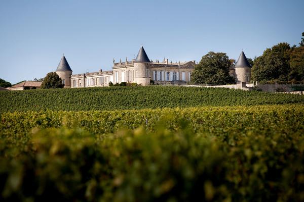 Crédits image : © Château Saint-Georges
