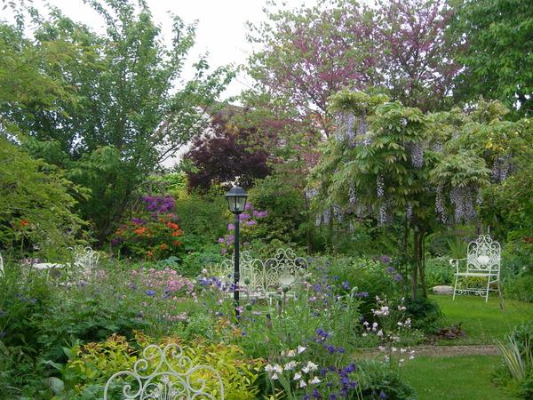 Rendez Vous aux Jardins 2018 -Jardin de Maggy