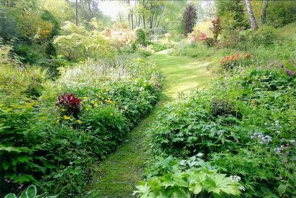 Rendez Vous aux Jardins 2018 -Jardin des Bois