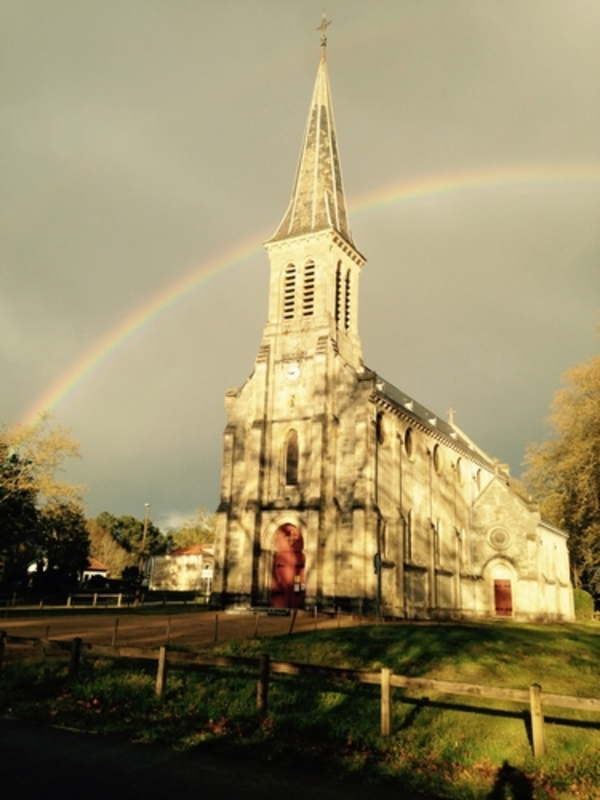 Journées du patrimoine 2017 - À la découverte de l'église Saint-Louis d'Uza