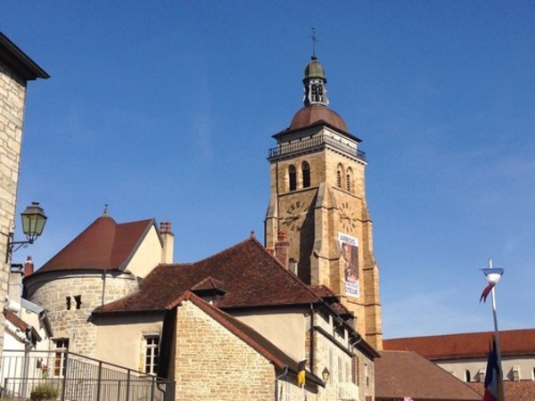 Journées du patrimoine 2020 - Et si vous montiez au clocher de l'église Saint Just !