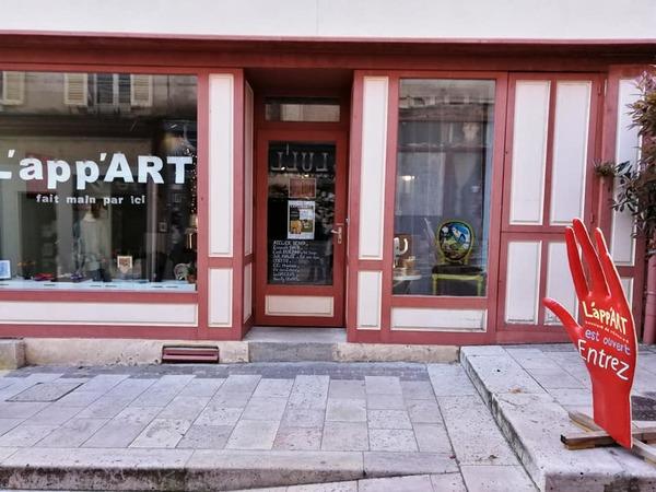 Journées du patrimoine 2019 - Rencontres avec les artistes de L'app'ART
