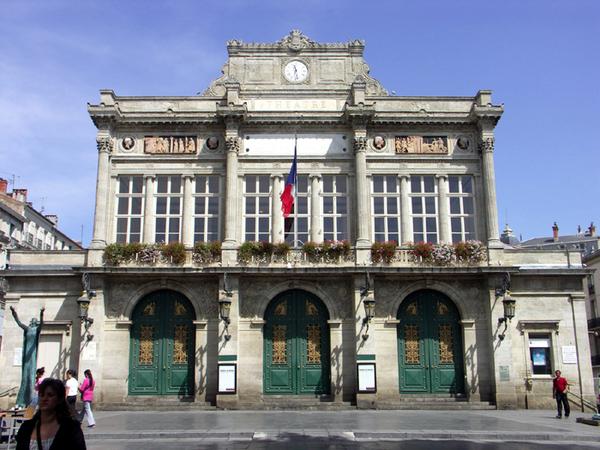 Journées du patrimoine 2017 - Théâtre municipal