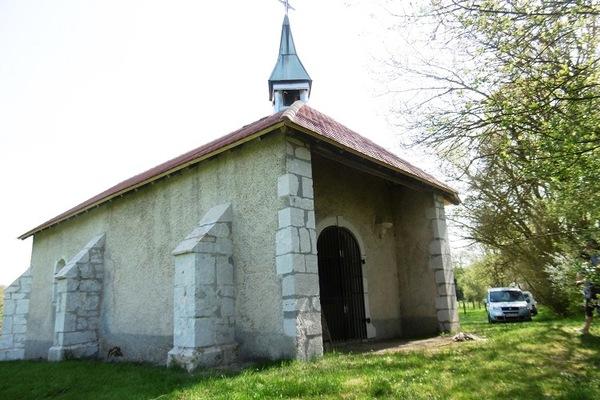 Crédits image : Chapelle Sainte-Epéothe - Mairie de Soulosse-sous-Saint-Elophe