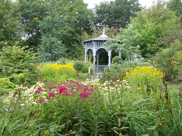 Rendez Vous aux Jardins 2018 -Un jardin à Landrevarzec