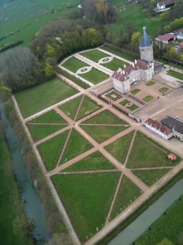 Rendez Vous aux Jardins 2018 -Jardin du Château de Talmay