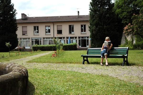 Crédits image : Photo : Le parc de la médiathèque Victor-Hugo - Ville de Saint-Dié-des-Vosges